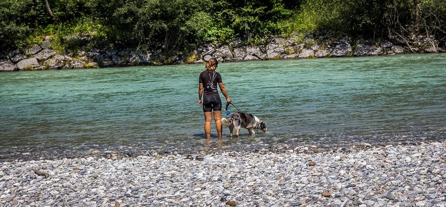 The Best and Worst of Cycle Touring Austria - Gorgeous Water