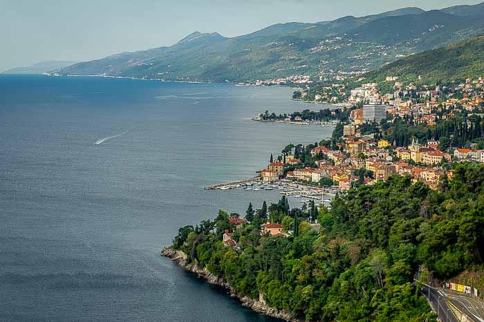 Cycle Touring Croatia