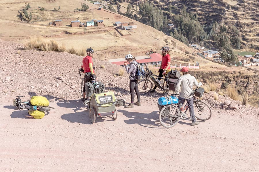 Bike 'n Hike: Rainbow Mountain, Peru | Long Haul Trekkers