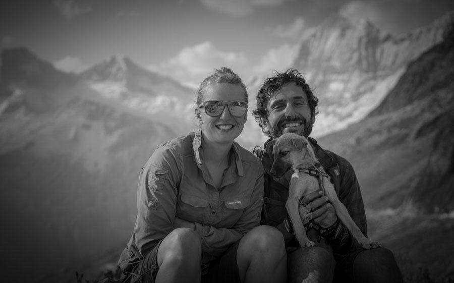 Street Tails: Laura, Reza & Pacha | Long Haul Trekkers