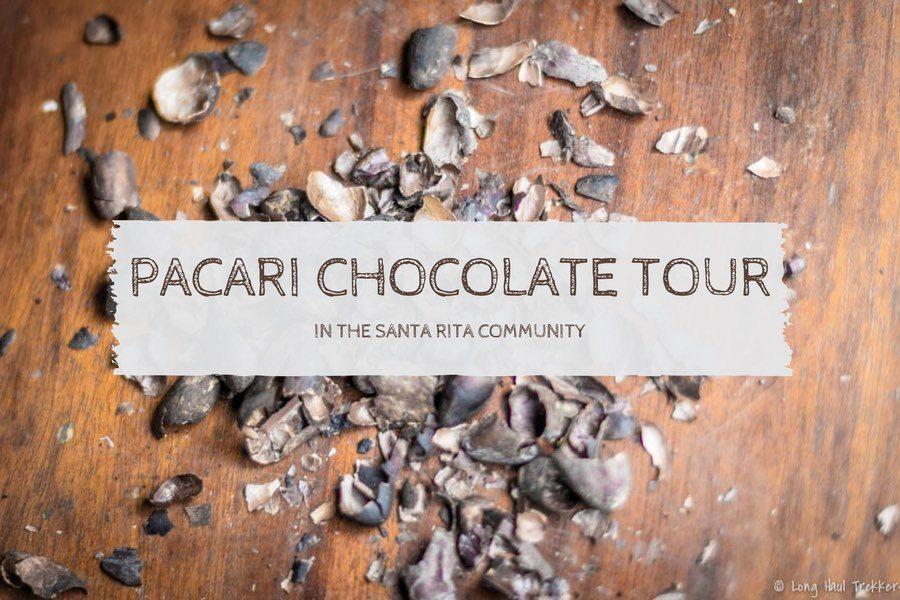 Pacari Chocolate Tour in the Santa Rita Community + Photo Essay