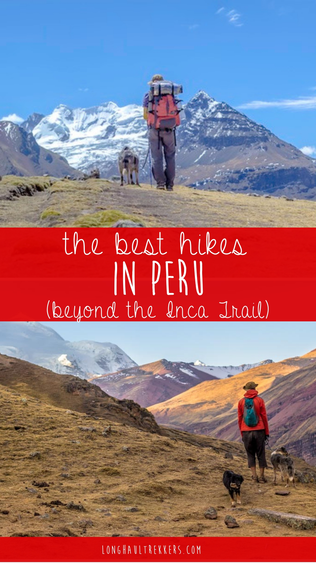 Ssome of the best hiking in Peru is beyond the Inca Trail. Read more to help plan your Peru itinerary.