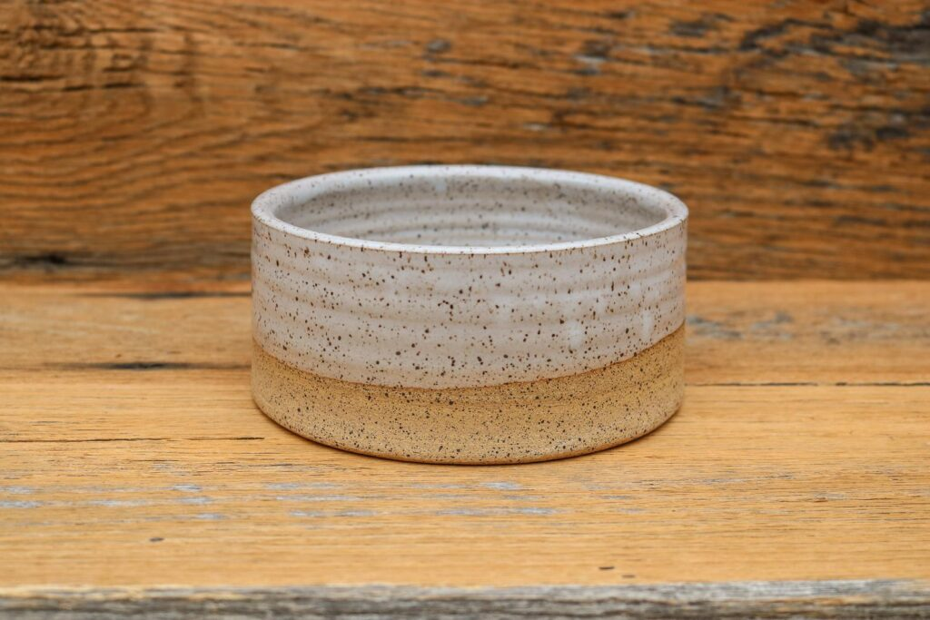 Wild Hound Outfitters handmade ceramic bowl on Etsy