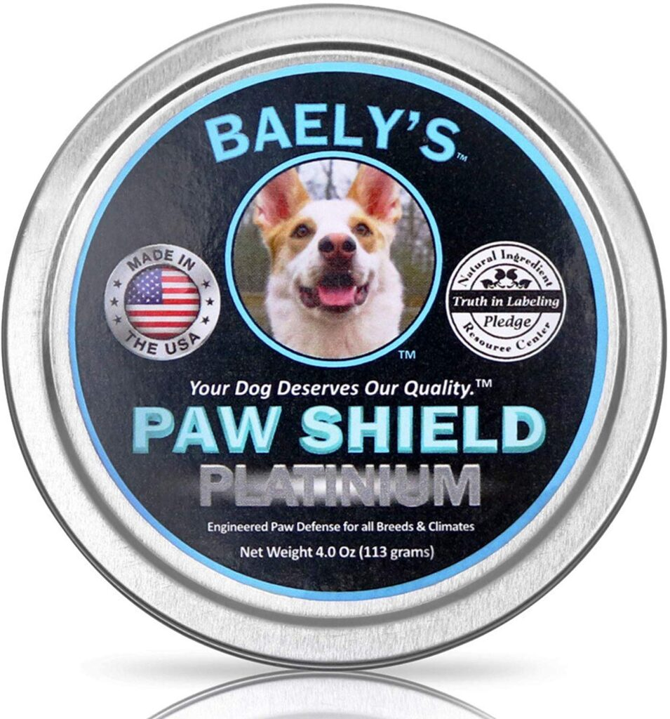 Baely's Paw Shield Paw Protection Wax