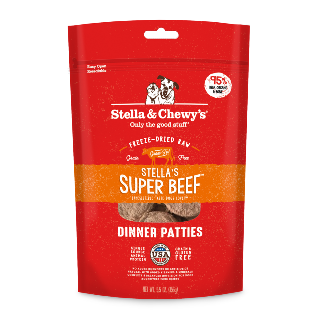 Stella & Chewy's Raw Dinner Patties