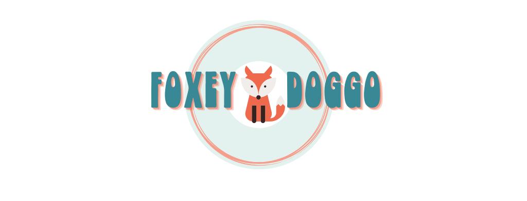 Foxey Doggo Logo