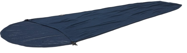 Add a little extra warmth and keep your sleeping bag clean with a sleeping bag liner.
