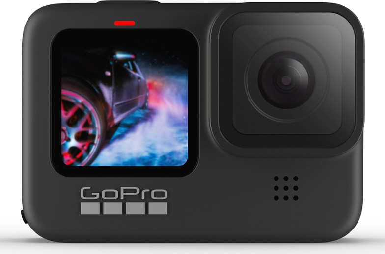 For great quality trail running photos without the weight, there's no other option besides the GoPro HERO9.